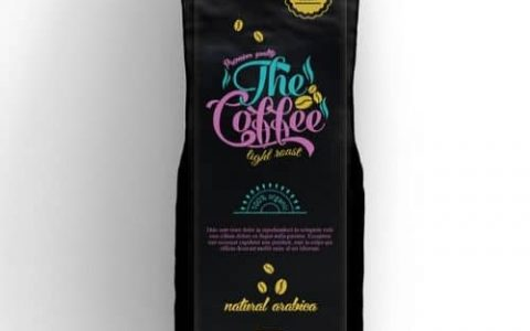 Bag designs for private label coffee