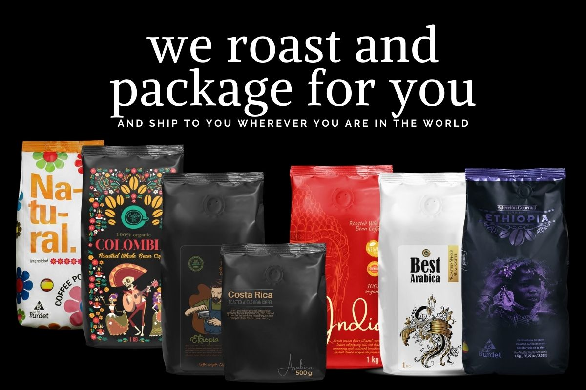 Coffee factory for coffee wholesale